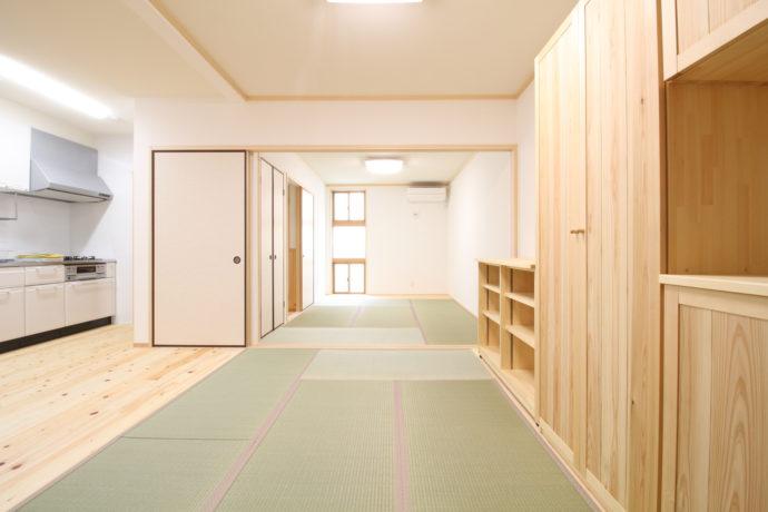注文住宅 リフォーム 京都市東山区 ハイブリッドソーラーハウス