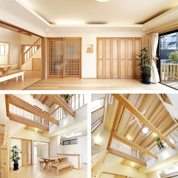 モデルハウス桃山の家