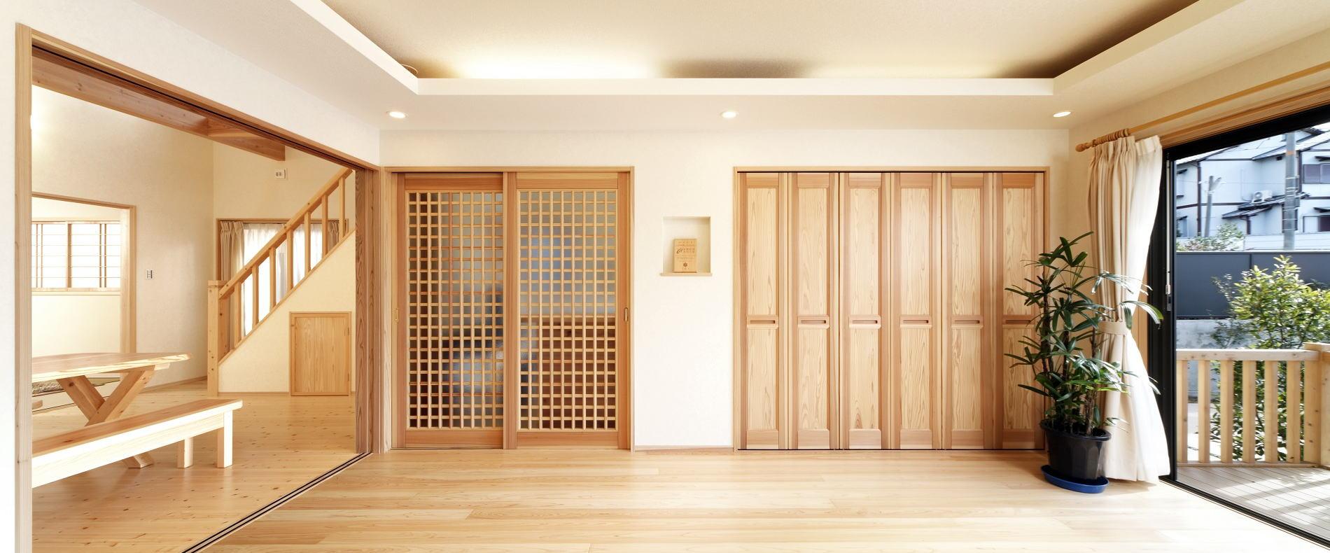 京都市伏見区 モデルハウス桃山の家