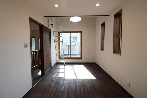 施工事例 京都市伏見区福島太夫南町の家 居室