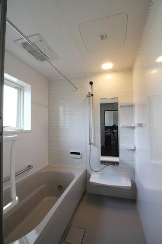 施工事例 京都市伏見区福島太夫南町の家 浴室