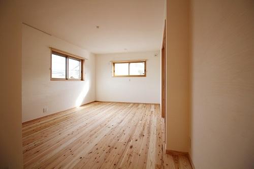 施工事例 宇治市N様邸 2階居室