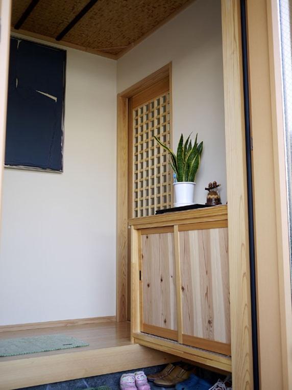 京都市伏見区I様邸 玄関風除室