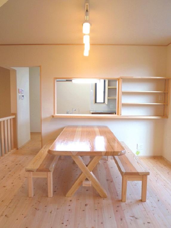 京都市伏見区I様邸 2階リビング