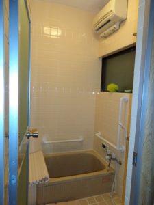 施工事例 工事前浴室