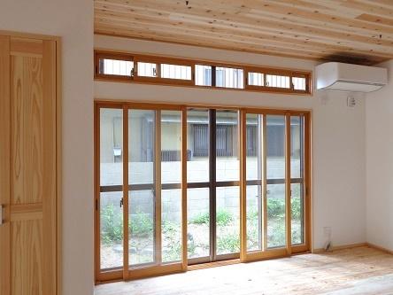 施工事例 内窓設置