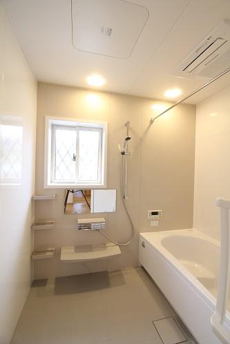 施工事例 完成浴室